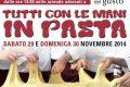 """""""Tutti con le mani in pasta"""" 2014"""