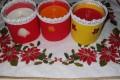 Candele profumate natalizie