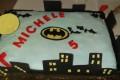 Bat-torta di compleanno