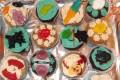 Cupcakes mostruosi