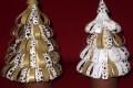 Alberelli di Natale di carta