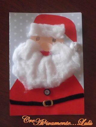 biglietto Babbo Natale