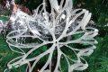 Fare Natale 8: decorazioni con rotoli della carta